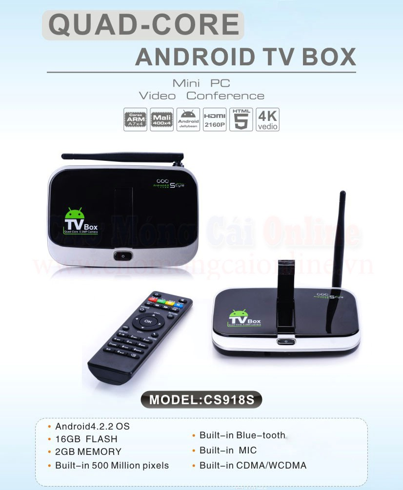 Android TV Box CS918S II co Camera 5 0 chomongcaionline(2)