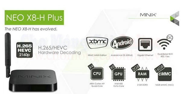 Android TV Box Minix NEO X8 H Plus chomongcaionline(12)