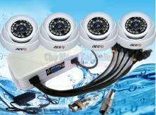 Bộ 4 Camera quan sát 650 TVL