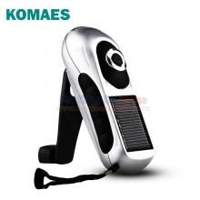 Đèn pin năng lượng mặt trời Komaes