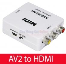 Bộ chuyển đổi AV2 sang HDMI