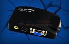 Bộ chuyển đổi video AV sang VGA