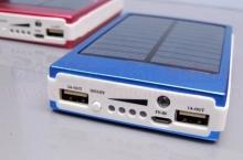 Pin sạc dự phòng năng lượng mặt trời 30.000mAh