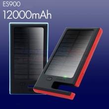 Pin sạc dự phòng năng lượng mặt trời ES900-12000mAh