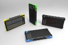 Pin sạc dự phòng năng lượng mặt trời PWB-MT8-8000mAh