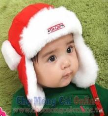 Mũ giữ ấm cho bé ME008