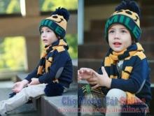 Mũ len giữ ấm cho bé mùa đông ME010