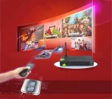 Android TV Box AML8726-M3