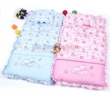 Bộ túi ngủ kèm gối dành cho trẻ em