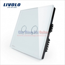 Công tắc cảm ứng Livolo VL-C602-12