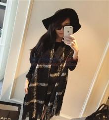 Khăn choàng thời trang mùa đông KMD012
