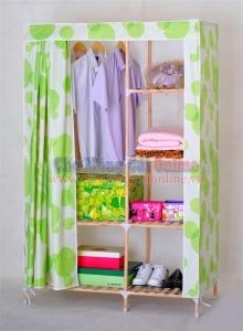 Tủ vải tiện dụng TV004