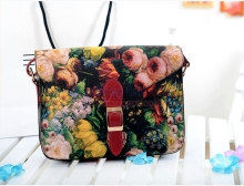 Túi đeo họa tiết floral sang trọng TXN014