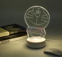 Đèn LED trang trí 3D để bàn độc đáo