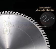 Lưỡi cưa gỗ cao cấp Cabon Qinglong