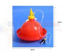 Máng uống nước tự động cho gà dạng chuông TBNN020